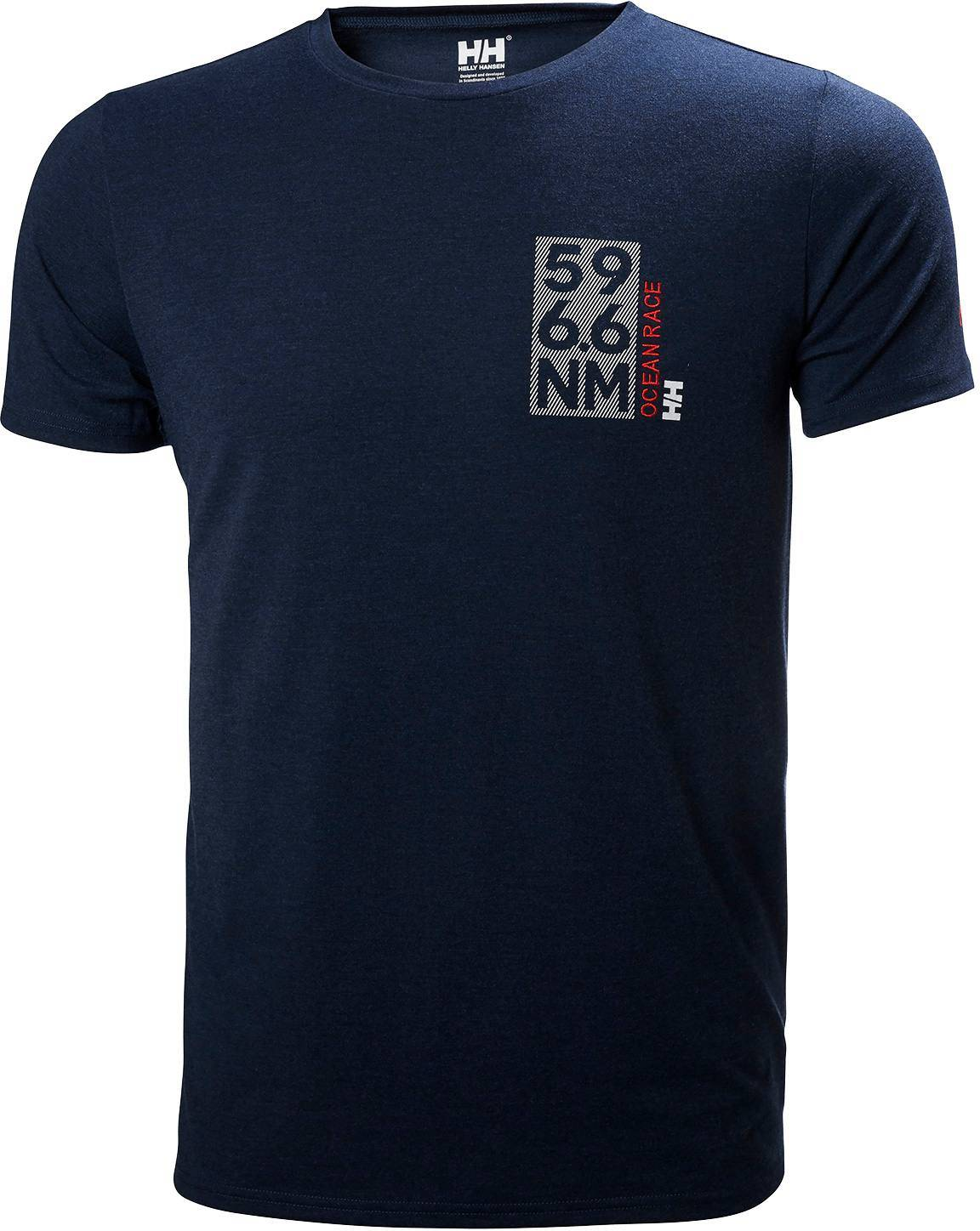 Helly Hansen HP Shore Tee Navy XL