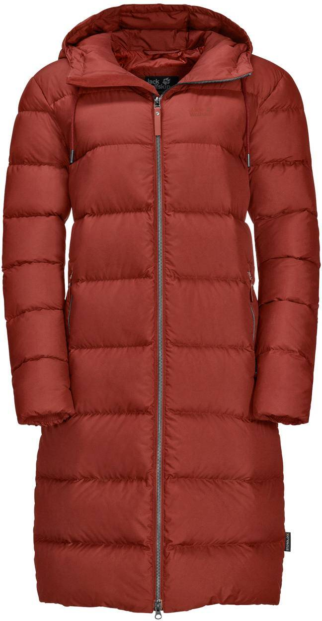 Jack Wolfskin Crystal Palace Coat Mexican pepper XS