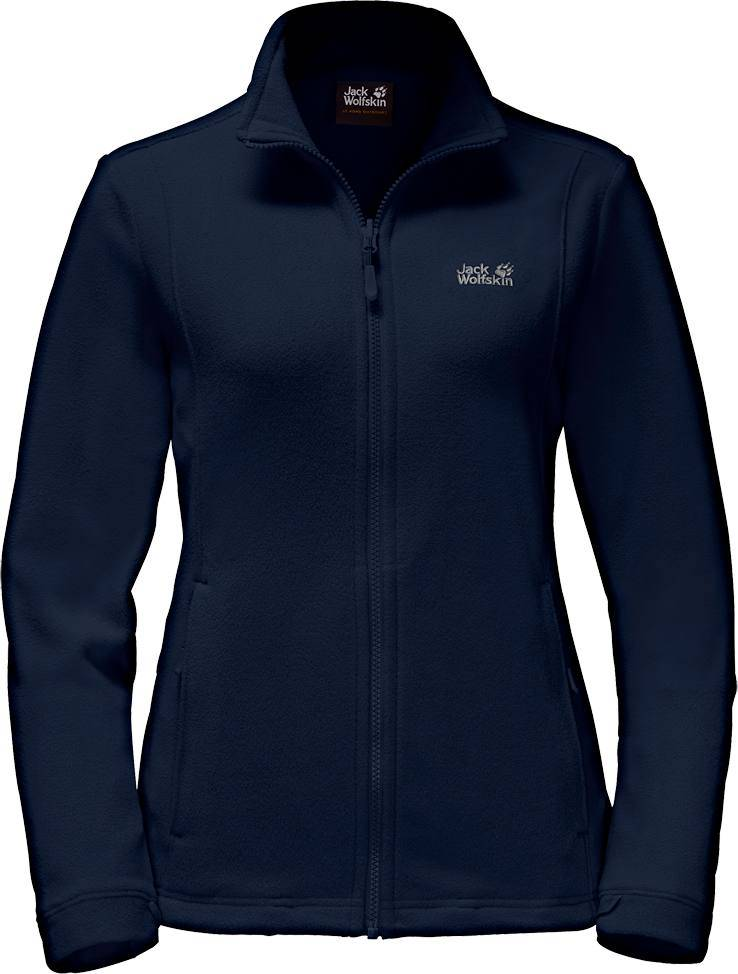 Jack Wolfskin Kiruna Jacket women Night blue XL