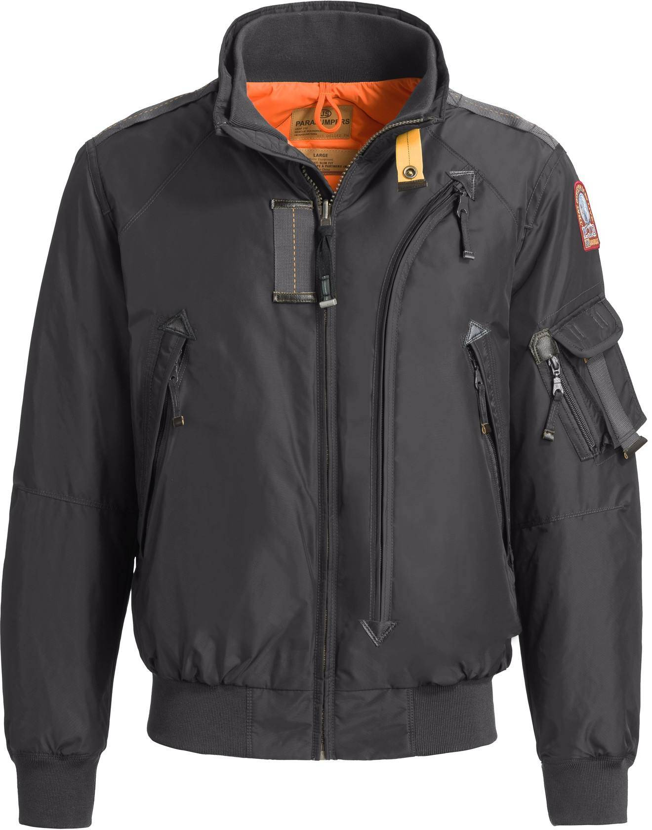 Parajumpers Fire Jacket Antrasiitti S