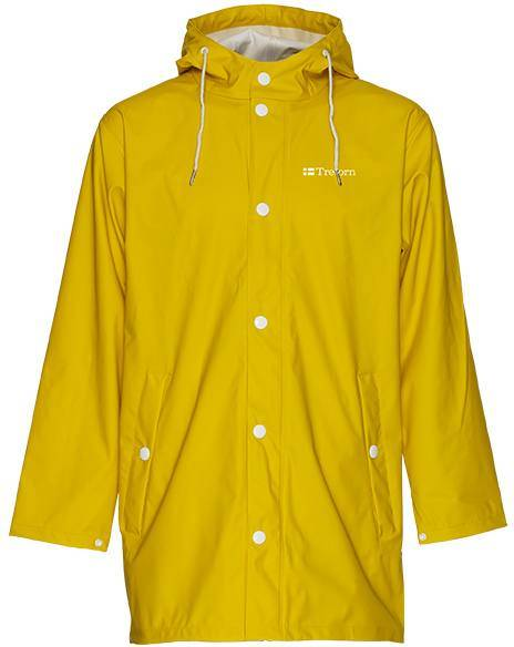 Tretorn Wings Rainjacket Keltainen XL