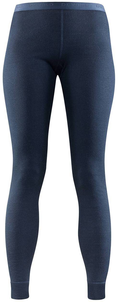 Devold Sport Woman Long Johns Tummansininen XS