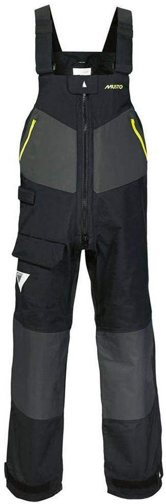 Musto BR2 Offshore Trousers Musta/harmaa XL