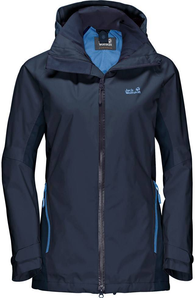 Jack Wolfskin COLORADO FLEX Midnight blue XXL