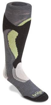 Bridgedale Midweight Control Fit Lime S