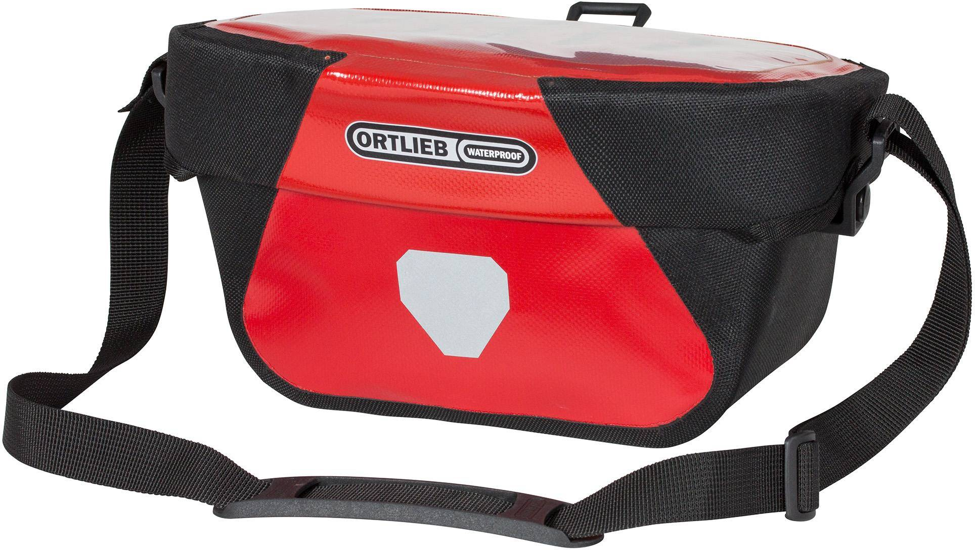 Ortlieb Ultimate 6 S Classic Punainen