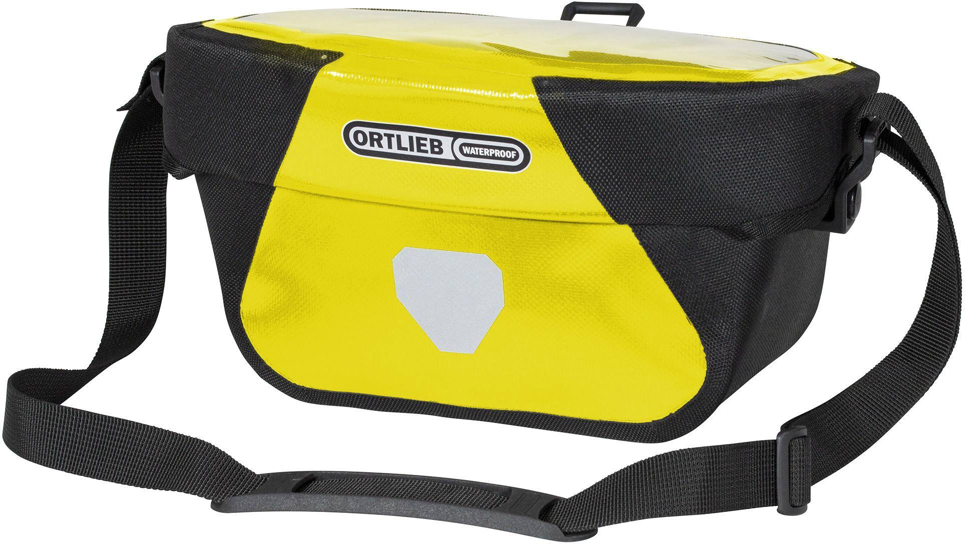 Ortlieb Ultimate 6 S Classic Keltainen