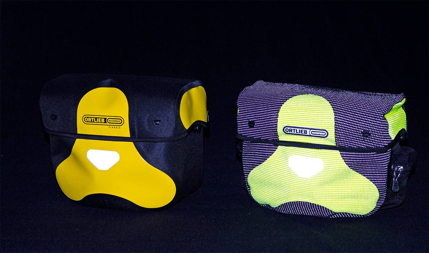 Ortlieb Ultimate 6 M Hi-Visibility Keltainen