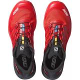 Salomon S-Lab Sense 3 Ultra SG punainen UK 5,5