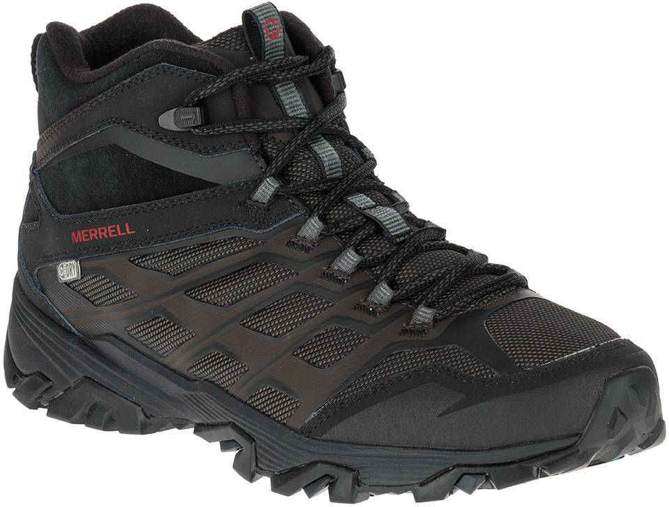 Merrell Moab FST Ice+ Thermo Musta 46,5