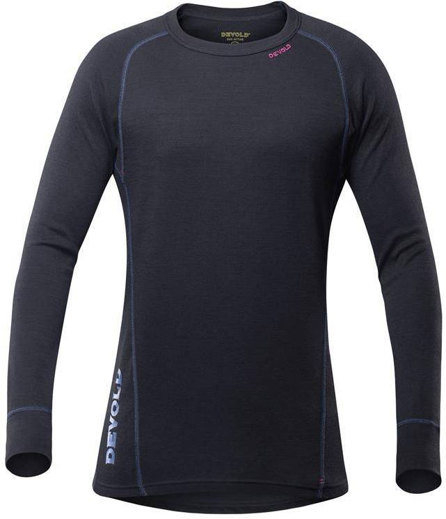 Devold Duo Active Man Shirt Musta L
