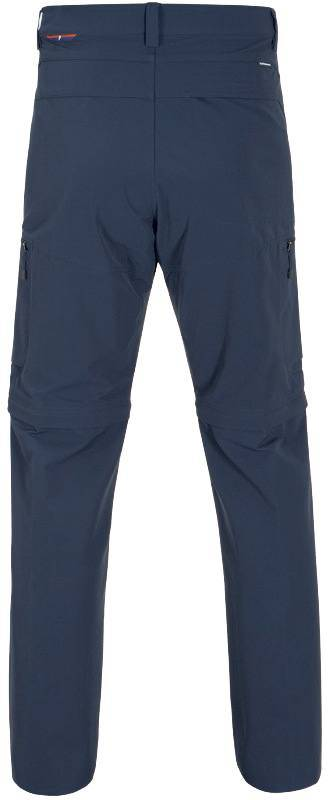 Peak Performance Method Zipoff Pant Tummansininen XL