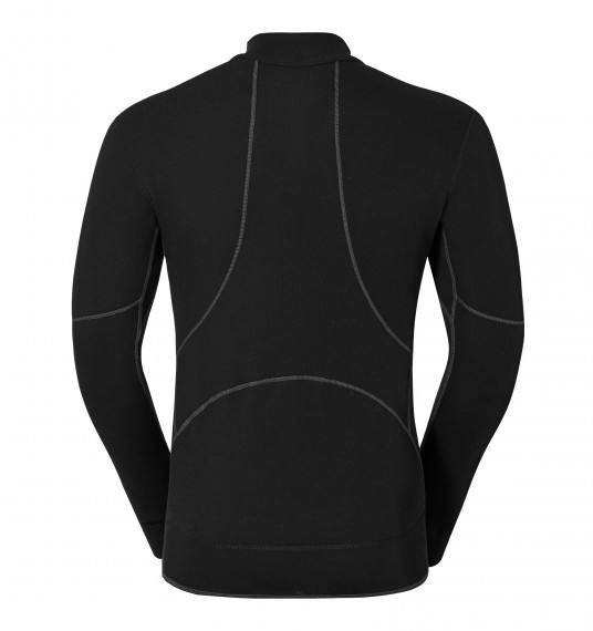 Odlo X-Warm Zip LS Musta XL