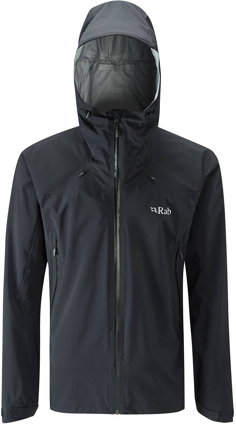 Rab Arc Jacket Musta XL