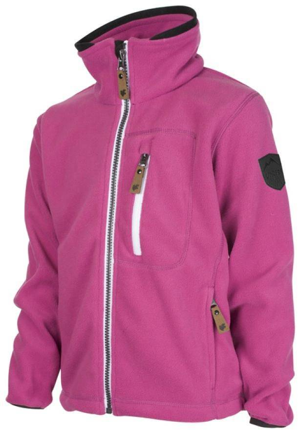 Lindberg Bolton Fleece Jacket Punainen 140