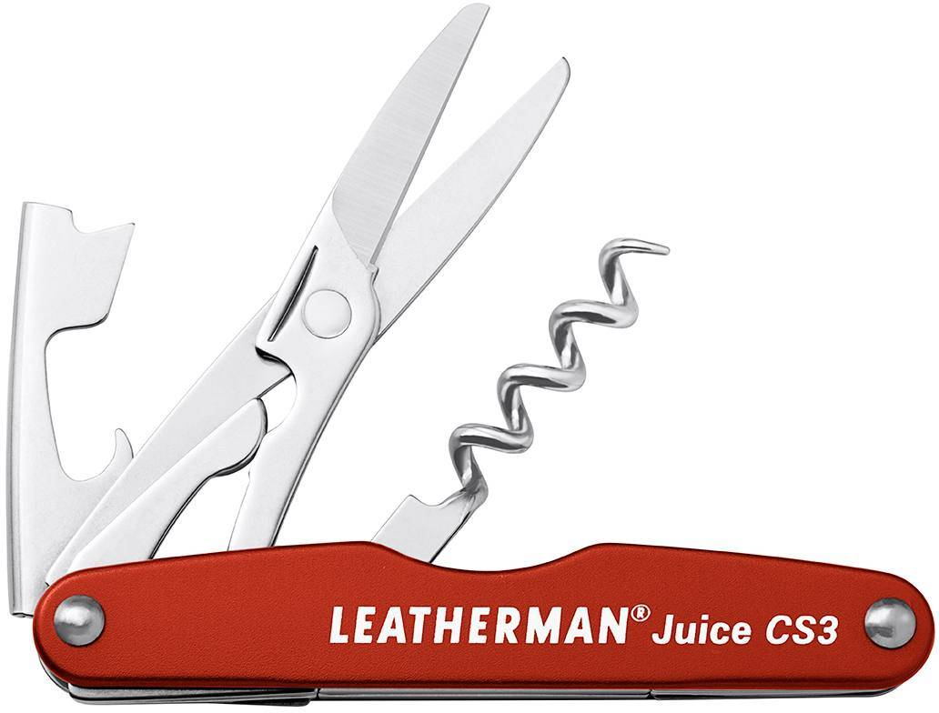 Leatherman Juice CS3 Punainen