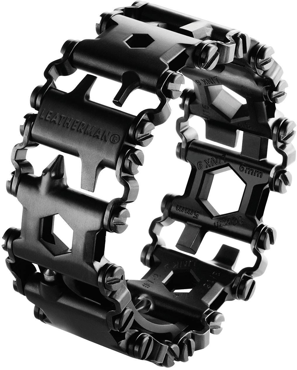 Leatherman Tread Black Musta