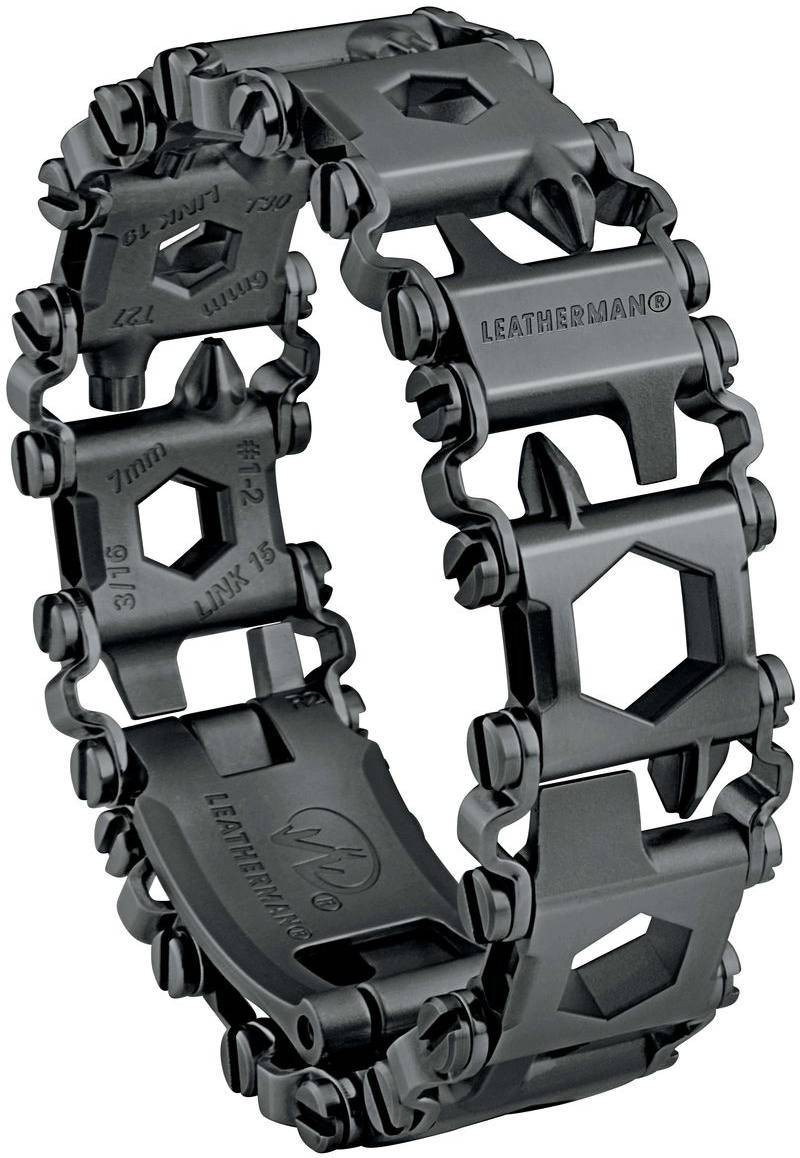 Leatherman Tread LT Musta