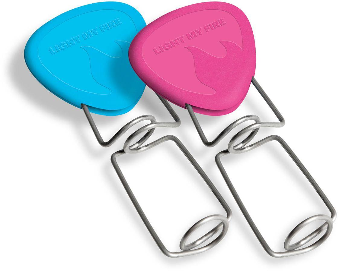 Light My Fire Firefork 2 Pcs Fuchsia/Cyan