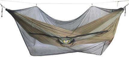 Ticket To The Moon Mosquito Net 360 Musta