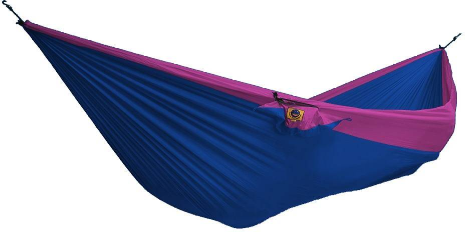 Ticket To The Moon Hammock Double Sininen/pinkki