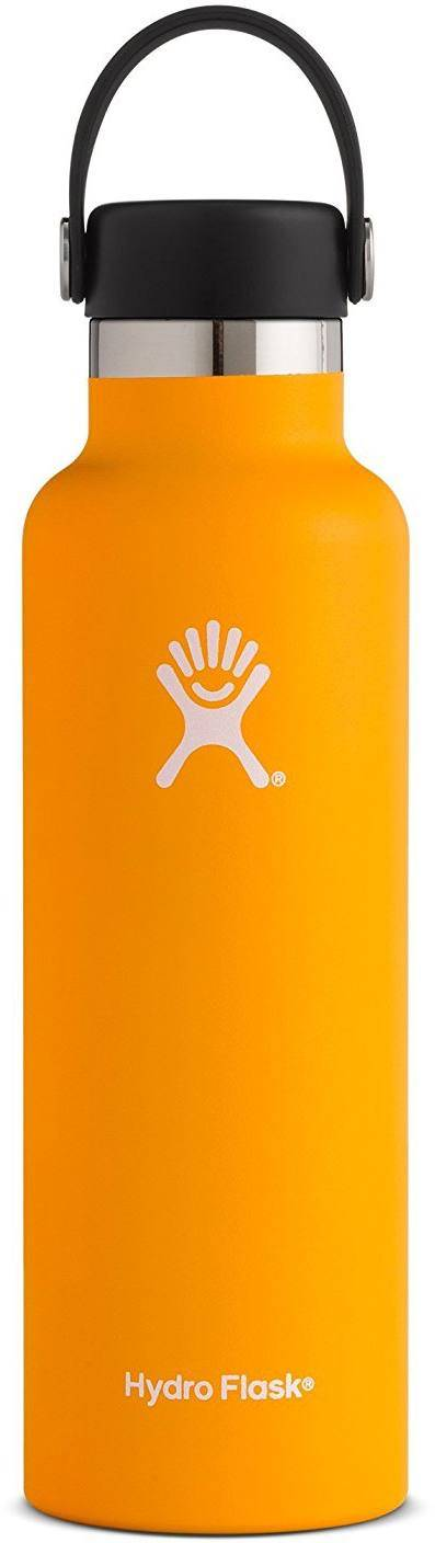 Hydro Flask 18 Oz Standard Mouth Flex Cap Mango