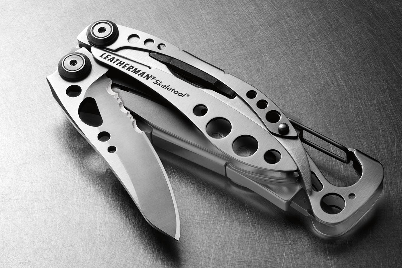 Leatherman Skeletool Metalli