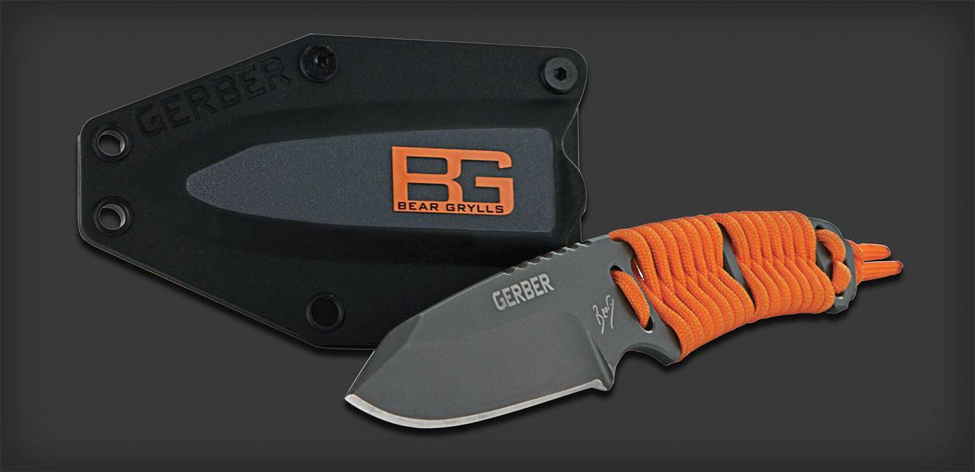 Gerber BG Paracord Fixed Blade