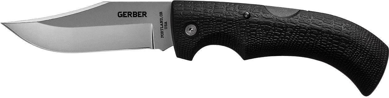 Gerber Gator Clip Point, Fine Edge