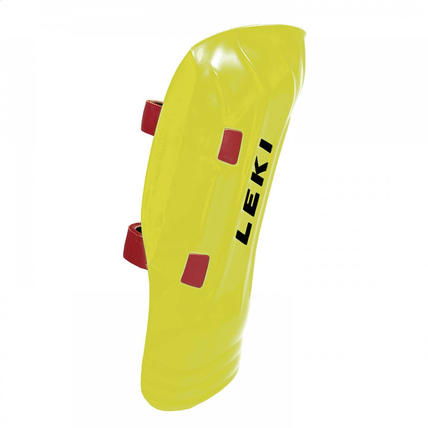 Leki Shin Guard World Cup Pro Junior Keltainen