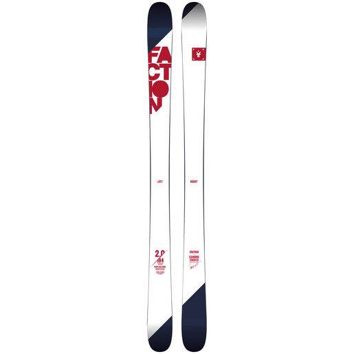 Twintip Skis Candide 2.0 16/17/ All mountain -sukset