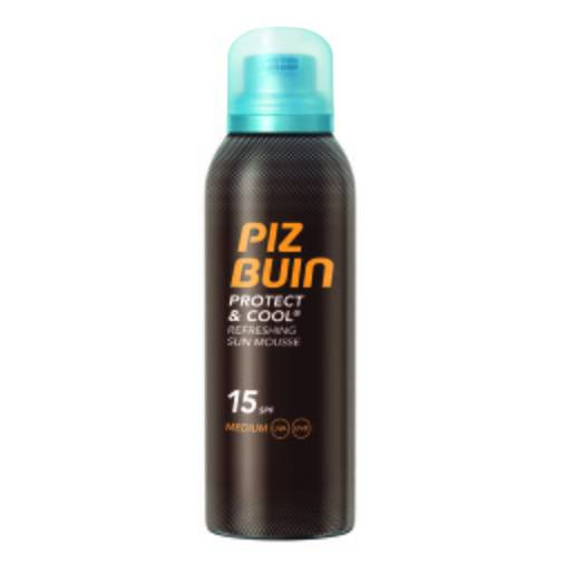 Piz Buin Protect And Cool Spf 15 NO COLOUR