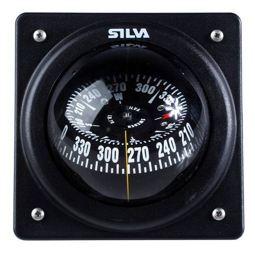 Silva Compass for kayak, kajakkikompassi