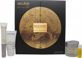 Decleor Decléor Wonder Of Youth Anti-Ageing Gift Set 50ml Mousse Cleanser + 50ml Face Cream + 5ml Oil Serum + 50ml Day Cream