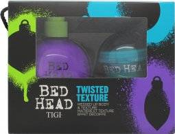 Tigi Bed Head Twisted Texture Gift Set 200ml Small Talk Thickifier + 42g Hard to Get Texturizing Paste