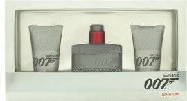 James Bond 007 Quantum Lahjasetti 50ml EDT + 2 x 50ml Suihkugeeli