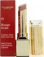 Clarins Rouge Eclat Lipstick 3g - 08 Coral Pink