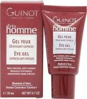 Guinot Trés Homme Express Anti-Fatigue Eye Gel 20ml
