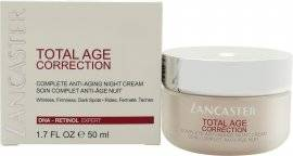 Lancaster Total Age Correction Night Cream 50ml