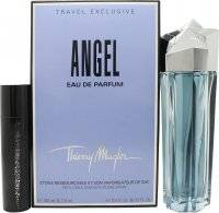 Thierry Mugler Angel Gift Set 100ml EDP + 7.5ml EDP