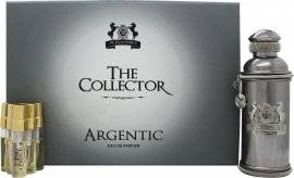 Alexandre.J Argentic The Collector Gift Set 100ml EDP + 6 x 5ml EDP