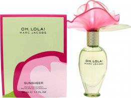 Marc Jacobs Oh,Lola! Sunsheer Edition Eau de Parfum 50ml Spray