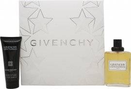 Givenchy Givenchy Gentleman Gift Set 100ml EDT + 75ml All Over Shampoo