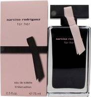 Rodriguez Narciso Rodriguez For Her Limited Edition Eau de Toilette 75ml
