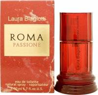 Laura Biagiotti Roma Passione Eau de Toilette 50ml Spray