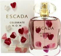 Escada Celebrate N.O.W. Eau de Parfum 80ml Spray