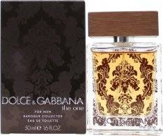 Image of Dolce & Gabbana The One Baroque Collector Limited Edition Eau de Toilette 50ml Spray
