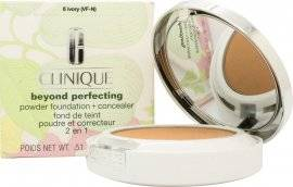 Clinique Beyond Perfecting Powder Foundation + Concealer 14g - Ivory