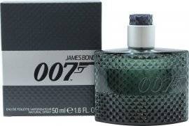 James Bond 007 Eau de Toilette 50ml Spray