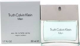 Calvin Klein Truth Eau De Toilette 50ml Suihke